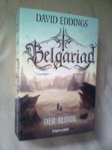 David Eddings: Belgariad 3 - Der Blinde (Klappenbroschur, 9783734161728)