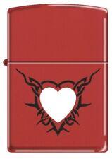Lighter Zippo Valentine Heart