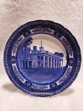 Vintage Royal Doulton Washington Mansion Mt Vernon Historical Plate