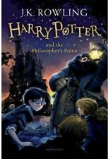 Harry Potter and the Philosopher's Stone Paperback Book by J.K. Rowling NEW