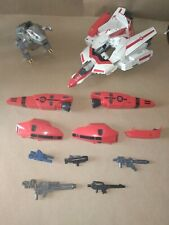 Original G1 Transformers Jetfire Grimlock and Misc TF WEAPONS PARTS LOT