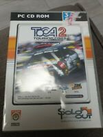 TOCA 2 Touring Cars PC CD-ROM game Vintage / Retro 1998 New Sealed