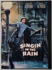 Singin' In The Rain Dvd 1952 Gene Kelly Debbie Reynolds New!