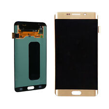 Lcd Display Touch Screen Digitizer For Samsung Galaxy S6 edge+ Plus Golden A+++