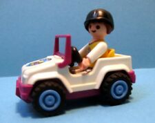 PLAYMOBIL - Enfant dans mini-jeep Country