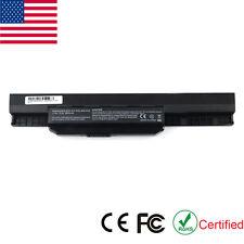 Battery for ASUS A32-K53 A42-K53 A43S A54C X44H X53U X54H K43S K43T K53U K53T