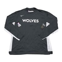 Nike NBA Minnesota Timberwolves Shoot Around Shirt Authentic Player Issued XXLT