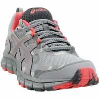 ASICS Gel-Scram 4 Running Shoes  Casual Running  Shoes - Grey - Womens