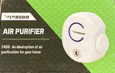 Vivosun Fa50 Air Purifier Plug-In Mini Ionic Air Purifier Ozone Generator