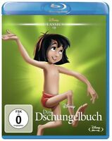 Das Dschungelbuch (1967)[Blu-ray](NEU/OVP) Walt Disney Classics / Kein Schuber!!
