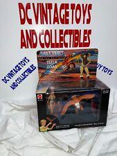 Masters Of The Universe Teela And Zoar   Reproduction Gift Set 1983 MOTU Mattel