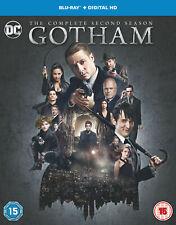 Gotham - Season 2 [Includes Digital Download] [2016] [Region Free] (Blu-ray)