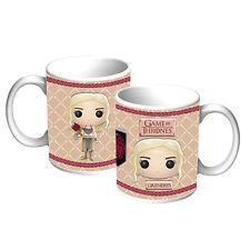 Game Of Thrones Daenerys Targaryen Ceramic Coffee Mug New In Gift Box Licensed