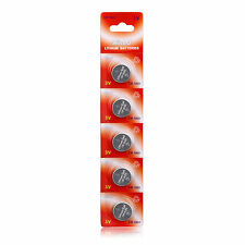 Whoesale 5pcs CR1620 3 Volt Button Cell Coin Battery for Watch Camera Calculator