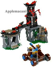 NEW LEGO Castle 70403 Dragon Mountain Set & manual - *NO MINIFIGURES*