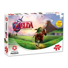 Legend of Zelda Ocarina of Time 1000 piece jigsaw puzzle