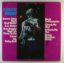 """12"""" LP-Chuck Berry-Sweet Little Rock and ROLLER-l4740-Slavati & cleaned"""