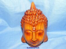 Gleneagles Studio Oak Wood Effect Amulet Bust - 3055