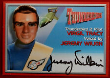Thunderbirds - JEREMY WILKIN - Personally Signed Autograph Card - Cards Inc 2001