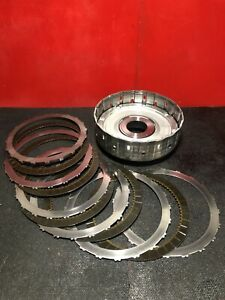 2016-UP NISSAN TITAN XD A466ND TRANSMISSION 3-5 REVERSE K3 CLUTCH DRUM 5 CLUTCH