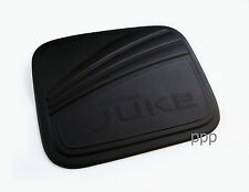 MATT BLACK FUEL CAP OIL TANK COVER FOR NISSAN JUKE 4 DOOR HATCHBACK 11-14 12 FIT