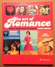 THE ART OF ROMANCE Mills & Boon and Harlequin Book Cover Designs PB Gothic