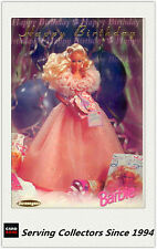 1996 Australia Tempo 36 Years Of Barbie Trading Cards Happy Birthday Card HB2