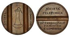 ITALIA Gettone STIPEL 1927 V° - ERRORE - MINT ERROR