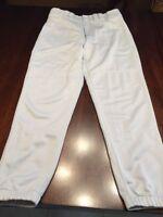 Mizuno Men Baseball Gray Grey Pants Size M - Great Condition