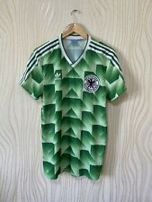 GERMANY FOOTBALL SHIRT SOCCER JERSEY  VINTAGE RETRO ADIDAS W46126