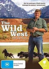 The Wild West With Ray Mears (DVD, 2014)-FREE POSTAGE