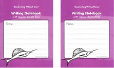- NEW - Writing Notebook - Handwriting Without Tears - Grades 2 to 3 - (2 PACK)