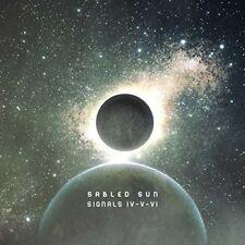 SABLED SUN Signals IV-V-VI 3CD Digipack 2016