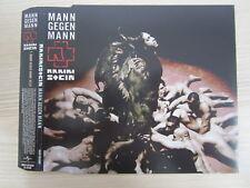 CD /  Rammstein – Mann gegen Mann  / PROMO / MUSTER / RARITÄT /