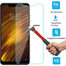 For Xiaomi Pocophone F1 Real Tempered Glass Screen Protector Clear Guard