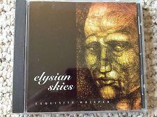"Elysian Skies "" Exquisite Whisper"" CD 1998, RARE"