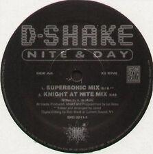 D-SHAKE - Nite & Day - Sonic - SNC-2011-1 - Usa