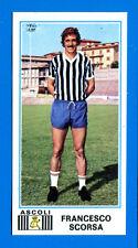 CALCIATORI 1974-75 Panini - Figurina-Sticker n. 19 - SCORSA - ASCOLI -Rec