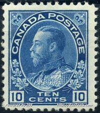 CANADA GEORGES V N° 97 NEUF AVEC CHARNIERE A VOIR