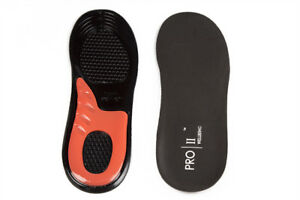 High Quality New Orthotic Arch Support Massaging Gel Silicon Insoles UK Seller B