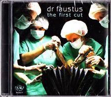 DR FAUSTUS The First Cut CD (NEW 2003 Fellside Folk)Benji Kirkpatrick/Bellowhead