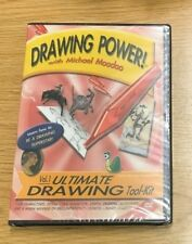 DRAWING POWER! with Michael Moodoo DVD Vol. 1 Ultimate Drawing Tool-kit NEW