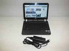 "HP Pavilion dm1-4210us Notebook 11.6"" 750GBHD AMD E1-1200 Dual-Core 1.4GHz 4GB"