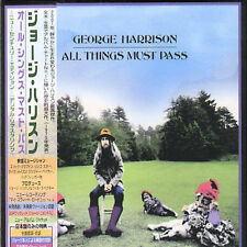 All Things Must Pass by George Harrison (CD, Sep-1993, Toshiba EMI (Japan))