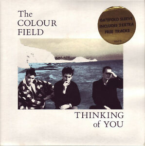Colour Field, Thinking Of You, NEW/MINT UK double 7 inch vinyl singles set
