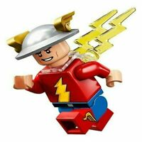 New Lego Flash, Jay Garrick Minifigure From DC Super Heroes Series (colsh-15)