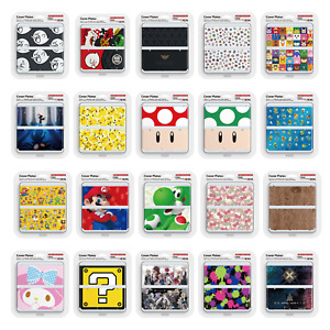 【No.001-076】New Nintendo 3DS Kisekae Cover Plate Japan F/S