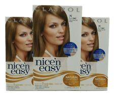 3x Clairol Nice'n Easy Hair Colour - 7C - Natural Dark Cool Blonde