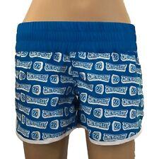 Jetpilot Ladies Get Shorty Boardie Boardshort Short Size 10 Blue