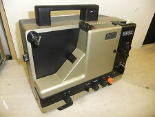 Cine film projector EUMIG S905GL super SOUND super 8 + LEAD + CD INSTRUCTIONS